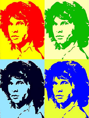 The Doors And Jimmy Poster