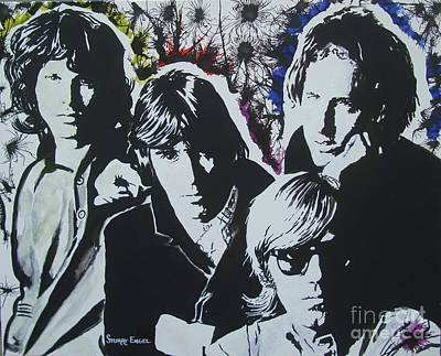 The Doors Poster by Stuart Engel
