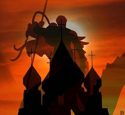 The Dragon Slayer Poster