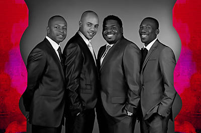The Drifters Collection Poster