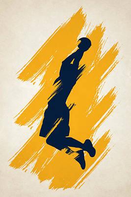 The Dunk Poster by Joe Hamilton