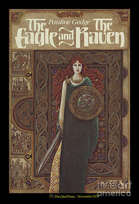 The Eagle And The Raven Poster by Leo and Diane Dillon