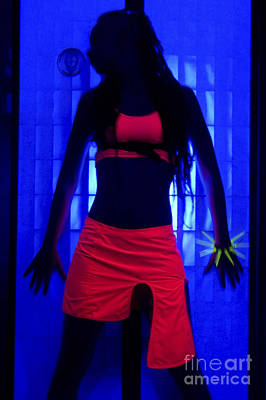The Effects Of Uv On Reflective Clothing Poster