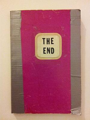 The End Book Poster