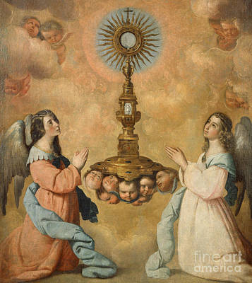The Eucharist Poster