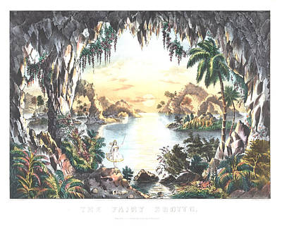 The Fairy Grotto Poster