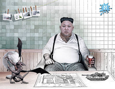 The Fat Poster by Nestor Navarro