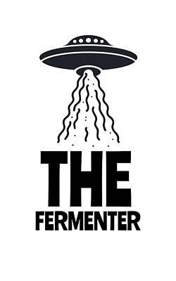 The Fermenter Logo Poster