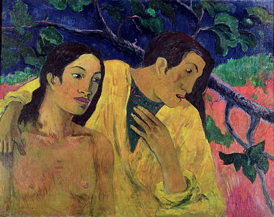 The Flight Poster by Paul Gauguin