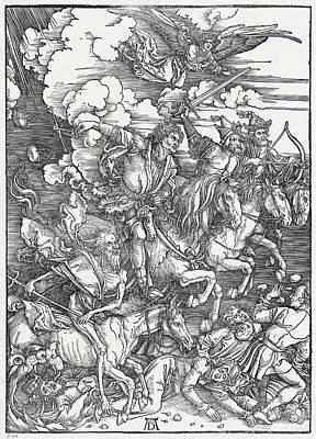 The Four Horsemen Poster