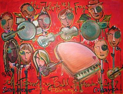 The Fray And The Flobots Poster