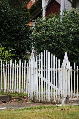 The Front Gate Poster by Lynn Jordan