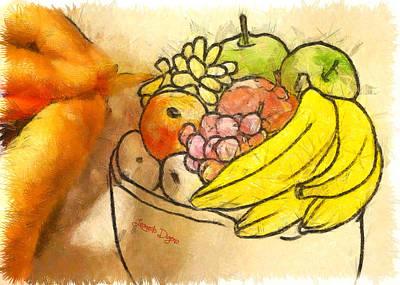 The Fruit Maker - Da Poster