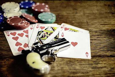 The Gambler Poster