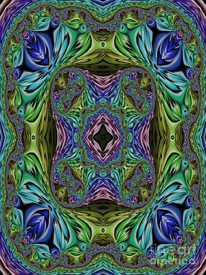 The Garden Of Infinite Possibilities Poster