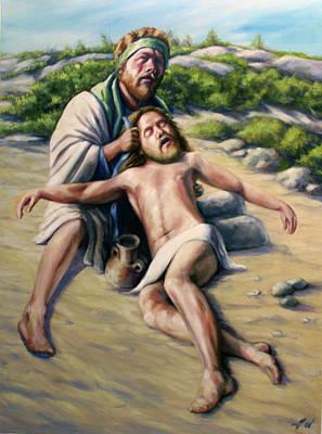 The Good Samaritan 1 Poster