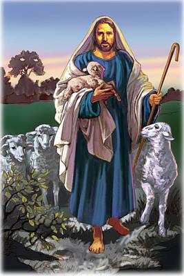 The Good Shephard Poster