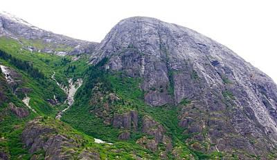 The Greene Hills In Alaska Poster