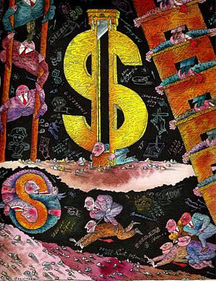 Financial Crisis  Poster