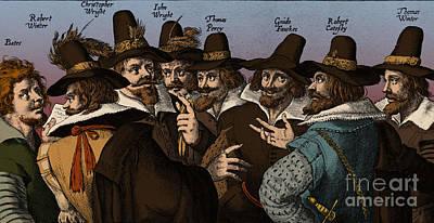 The Gunpowder Rebellion, 1605 Poster