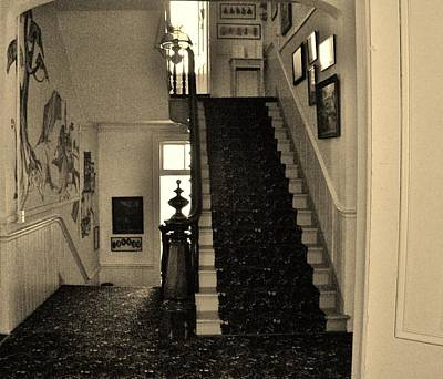 The Haunted Staircase Poster