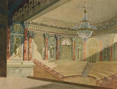 The Hermitage Theatre Poster