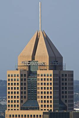 The Highmark Poster by Frozen in Time Fine Art Photography