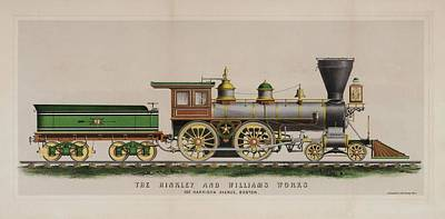 The Hinkley And Williams Works Poster by MotionAge Designs