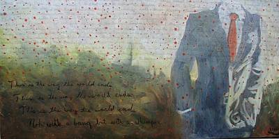 The Hollowmen Poster by Heather Bingham