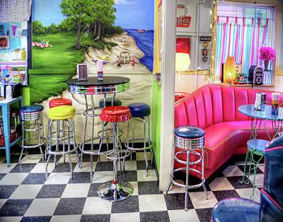 The Ice Cream Shoppe In Duval, Wa Poster