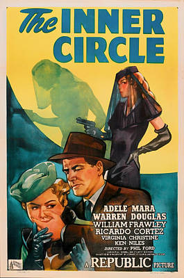 The Inner Circle 1946 Poster