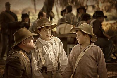 The Instructions - 1 - Civil War Reenactment Poster