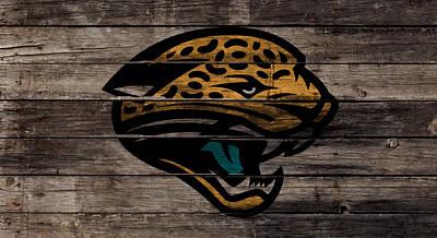 The Jacksonville Jaguars 1w Poster