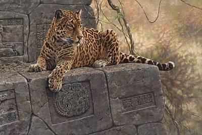 The Jaguar King Poster