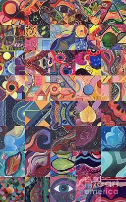 The Joy Of Design First 40 Variation 1 Poster