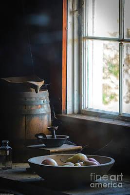 The Kitchen Window Poster