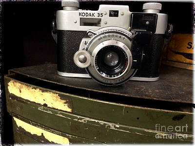 The Kodak 35 Poster by Steven Digman