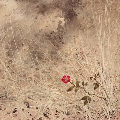 The Last Blossom Poster by Rachel Christine Nowicki
