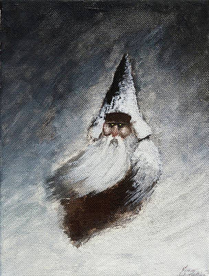 The Legend Of Siberian Gnome Poster