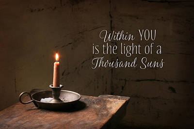 The Light Within You Poster