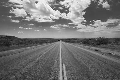 The Llano Estacado Poster by Nathan Hillis