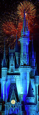 The Magic Of Disney Poster