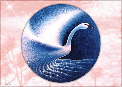 The Magic Swan Poster