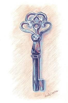The Mistress' Key Poster