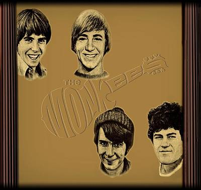 The Monkees  Poster by Movie Poster Prints