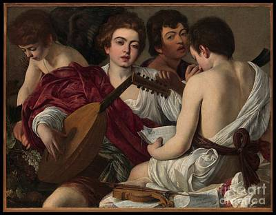 The Musicians Poster by Celestial Images