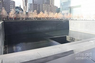The National September 11 Memorial Poster by John Telfer