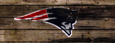 The New England Patriots C2 Poster