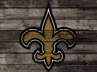 The New Orleans Saints 3e     Poster