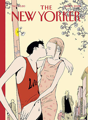 The New Yorker Cover - May 6th, 2002 Poster